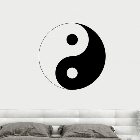 Stickers Yin et Yang
