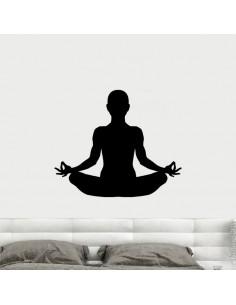 Stickers zen méditation