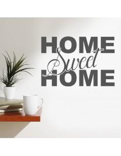 Sticker home sweet home