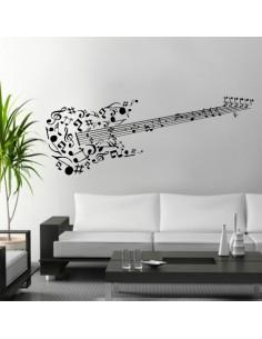 Guitare notes
