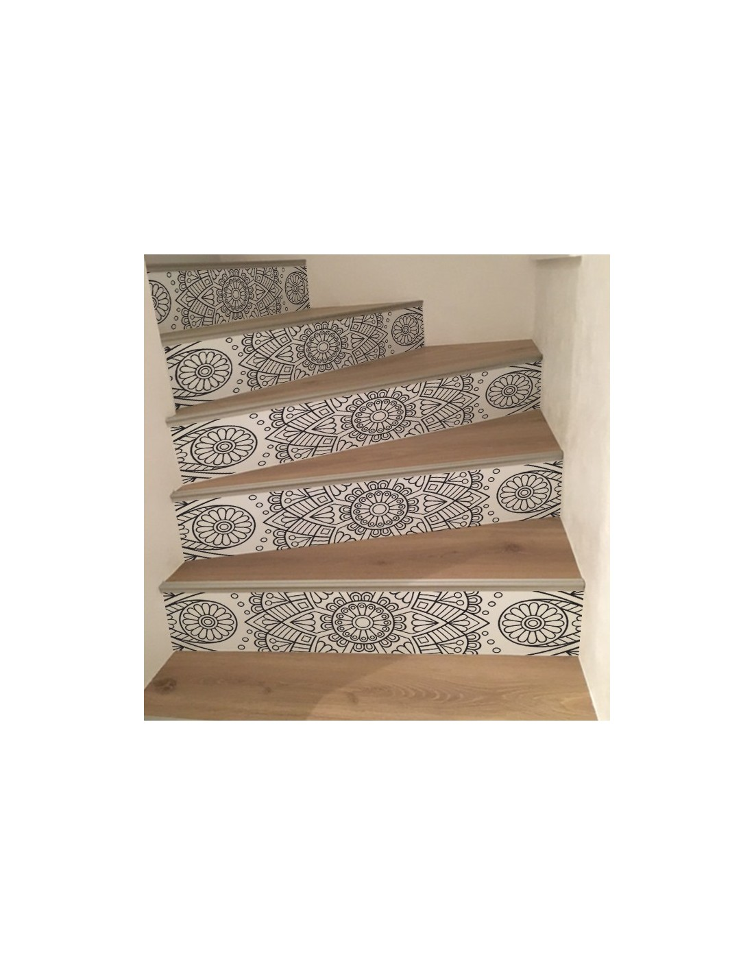 stickers d 39 escalier d co orientale stickers contremarche escalier. Black Bedroom Furniture Sets. Home Design Ideas