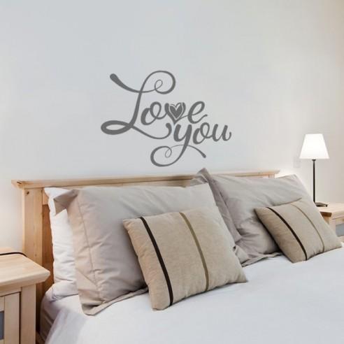 Love tête de lit