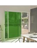 Film adhésif vert foncé ultra transparent