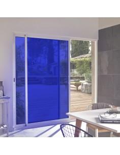 Film adhésif bleu ultra transparent