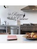 Sticker la reine de la cuisine
