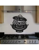 Sticker home cooking