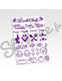 Stickers Cookeo Cook'Chef