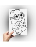 Sticker Minion