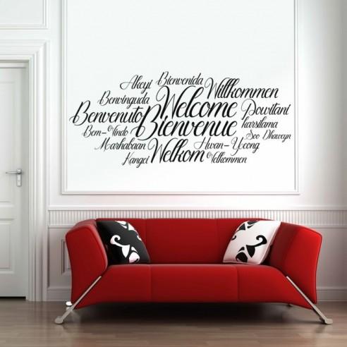 Bienvenue / Welcome