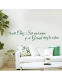 Sticker un petit chez soi vaut mieux qu'un grand chez les autres