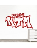 Sticker Supreme NTM