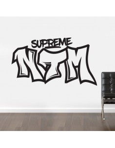 Sticker Supreme NTM