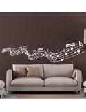 Sticker notes de musique