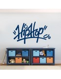 Sticker tag hiphop