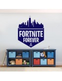 Sticker fortnite forever