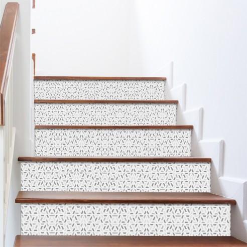 Kit 5 stickers formes géométriques