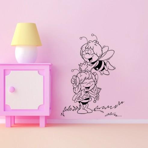 Maïa l'abeille