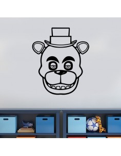 Sticker Fnaf Freddy Fazbear