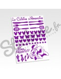 Stickers Cookeo personnalisé