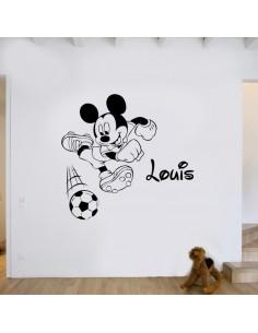 Mickey avec prénom perso
