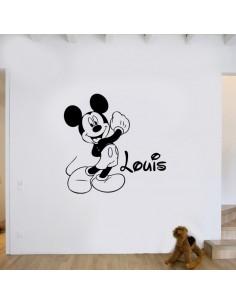 Mickey et prénom perso