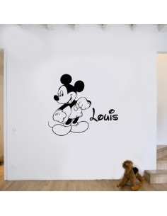 Mickey personnalisé