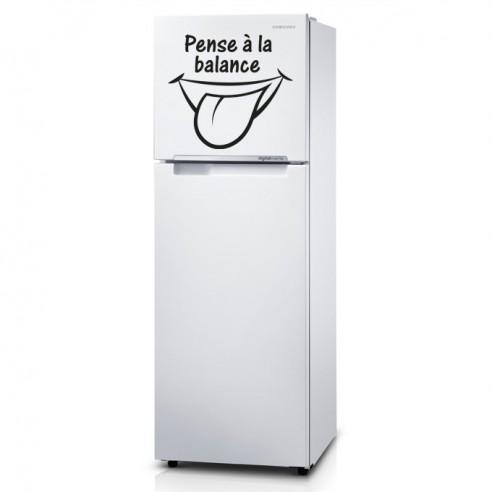 stickers humour pour frigo frigidaire r frig rateur. Black Bedroom Furniture Sets. Home Design Ideas