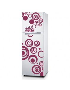 Stickers frigo design