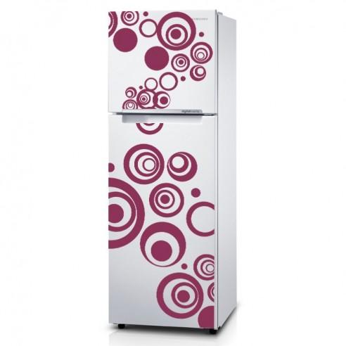 Stickers frigo design