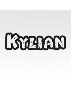 Stickers prénom personnalisé