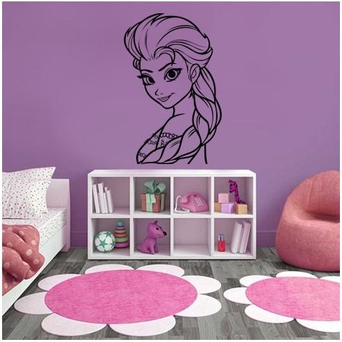 Stickers Elsa
