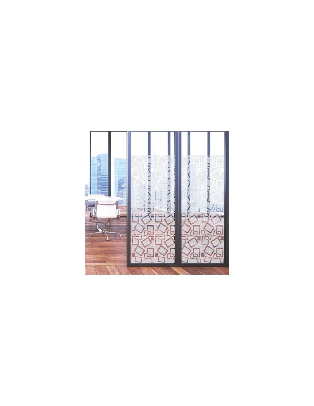 film adh sif d co architectural film d poli design vitrage. Black Bedroom Furniture Sets. Home Design Ideas