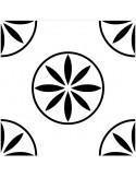 Stickers design pour carrelages