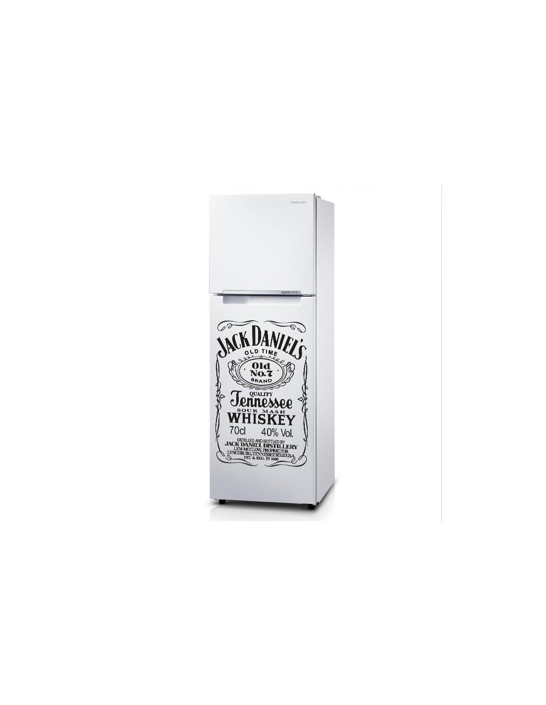 stickers jack daniel 39 s stickers de d coration pour frigo pas cher. Black Bedroom Furniture Sets. Home Design Ideas