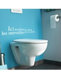 stickers citation toilettes