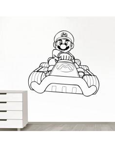 Sticker Mario Kart