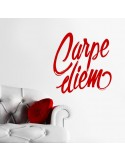Sticker Carpe Diem