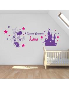 Sticker personnalisé Minnie