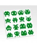 Planche stickers pixel art