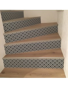 Stickers marche d'escalier