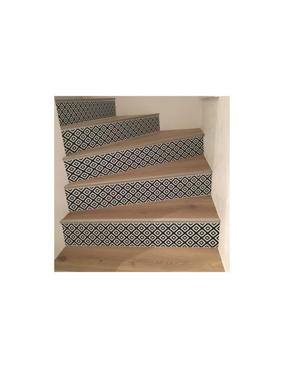 Stickers De Decoration Pour Contremarche D Escalier