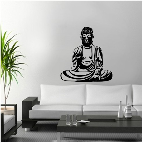 Stickers Bouddha