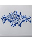 Stickers graffiti wildstyle