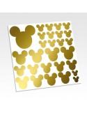Stickers tête de Mickey
