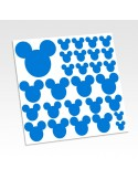 Stickers tête de Mickey