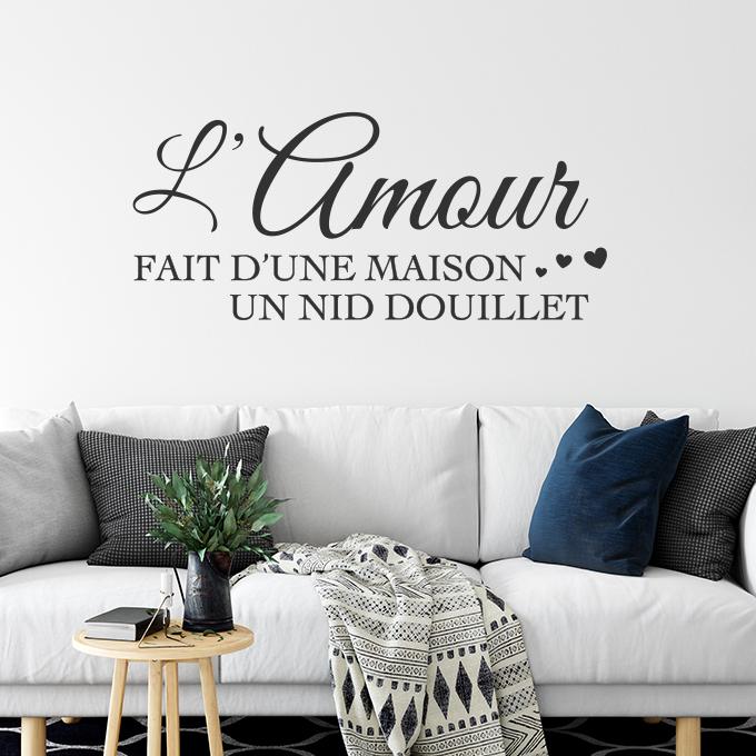 décoration murale famille