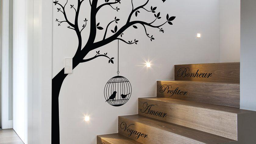 décoration murale stickers