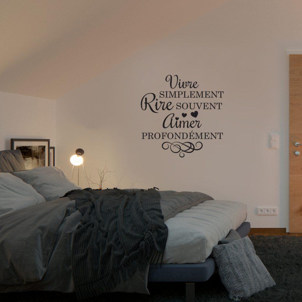 Décoration murale chambre