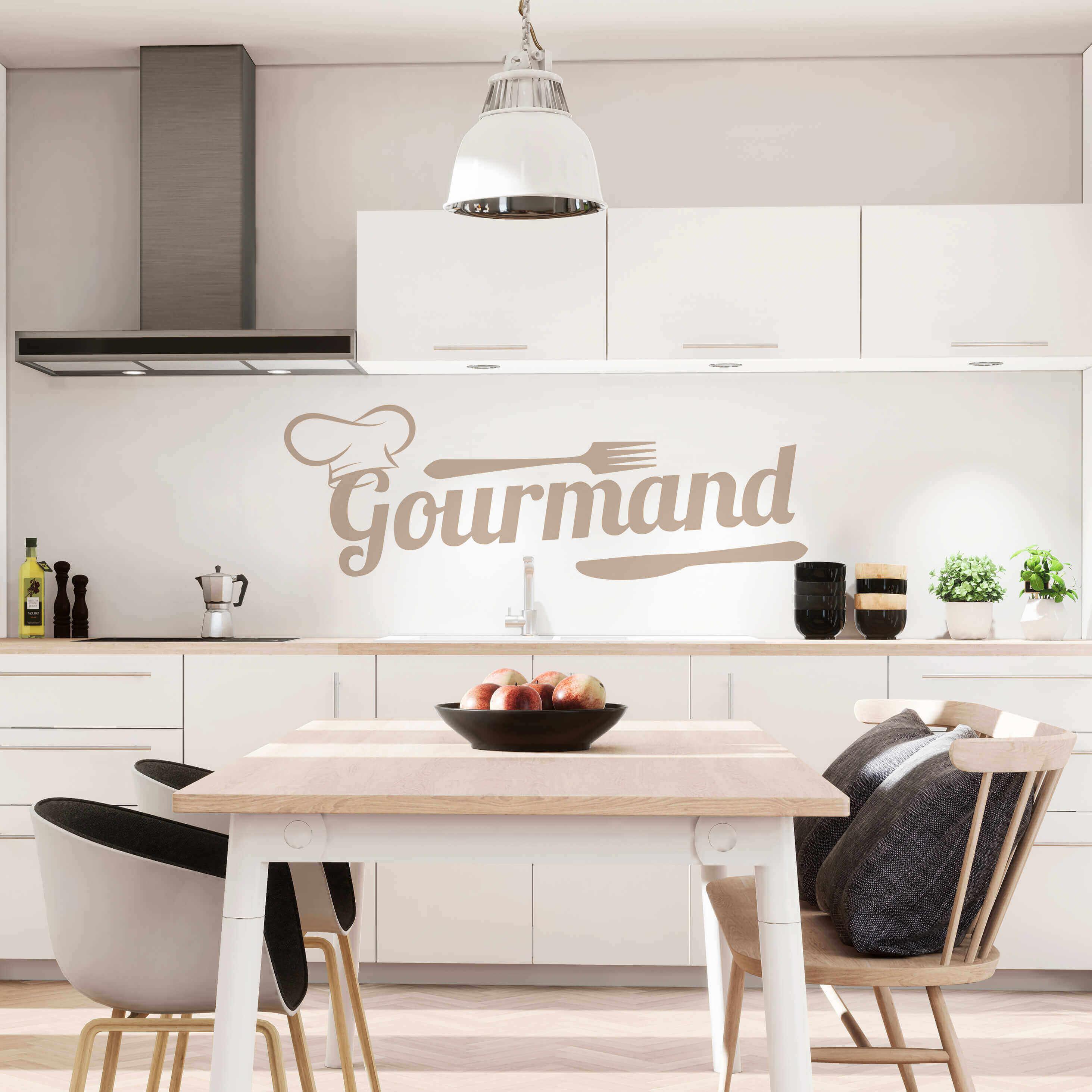 sticker décoration cuisine