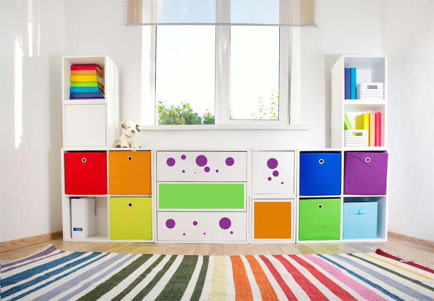 personnalisation meuble enfant diy
